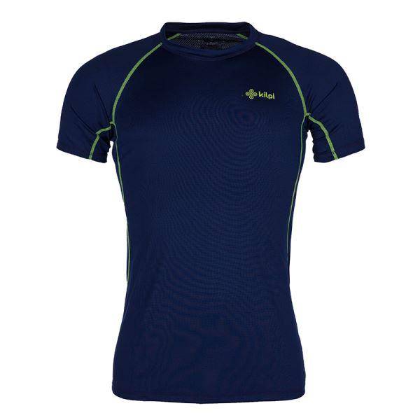 Pánske tričko Kilpi RAINBOW-M tmavo modrá