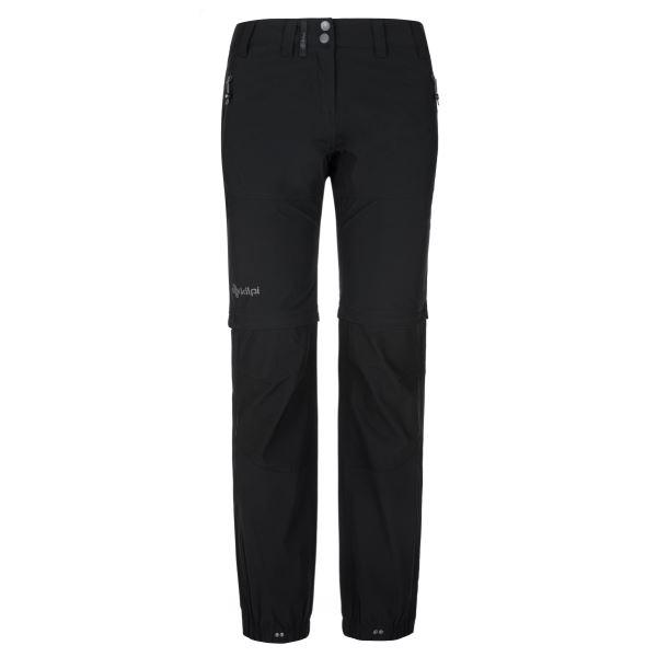 Dámske technické outdoorové nohavice Kilpi HOSIO-W čierna