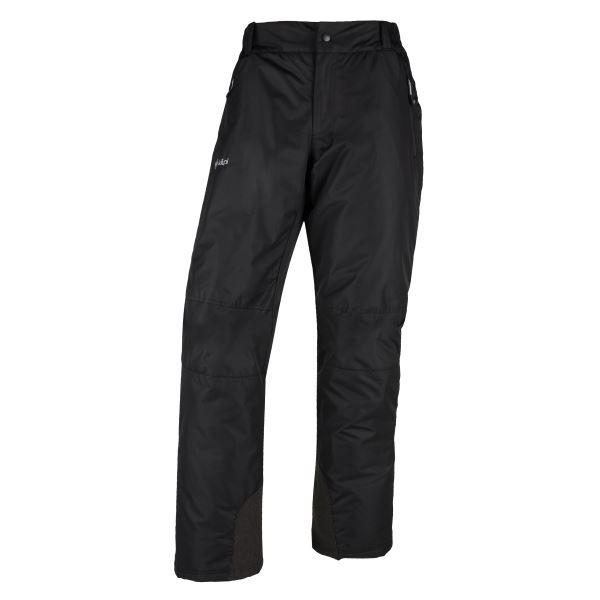Pánske lyžiarske nohavice KILPI GABONE-M čierna