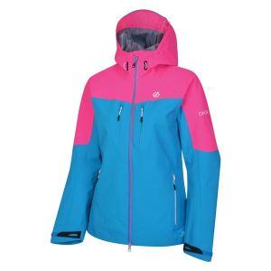 Dámska bunda Dare2b SURFIEST modrá / ružová