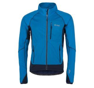Pánska technická strečová bunda Kilpi NORDIM-M modrá