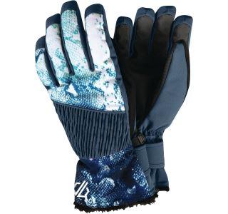 Dámske lyžiarske rukavice Dare2b Daring modrá