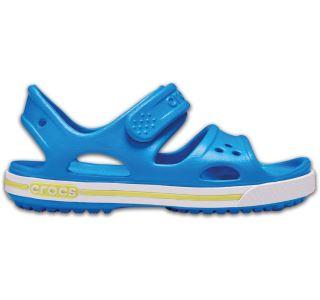 Detské sandále Crocs Crocband ™ II modrá / zelená