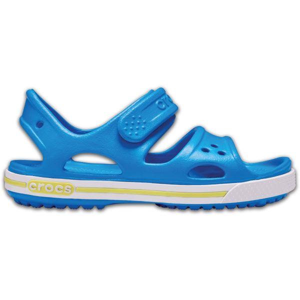 Detské sandále Crocs Crocband ™ II modrá   zelená  7b1547f2c5a