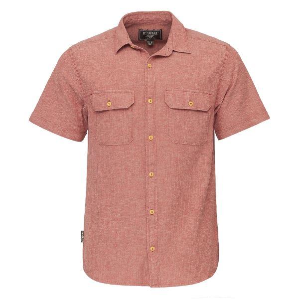 Pánska košeľa BUSHMAN CALVARY oranžová