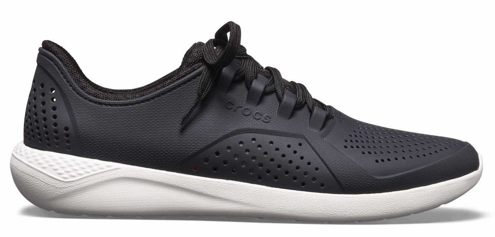 0da5424363112 Pánske topánky Crocs LiteRide Pacer čierna | hs-sport.sk
