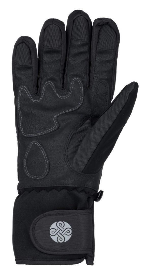 fc5997f62 Zimné lyžiarske rukavice Kilpi GRANT-U čierna (kolekcia 2019) S | hs ...