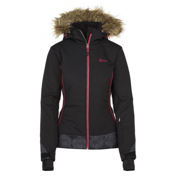 Dámska zimná bunda Kilpi VERA-W čierna