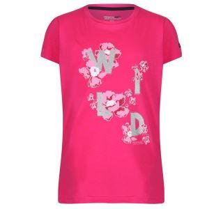 Detské tričko Regatta BOSLEY II ružová