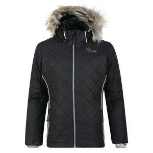 Detská zimná bunda Dare2b RELUCENT čierna
