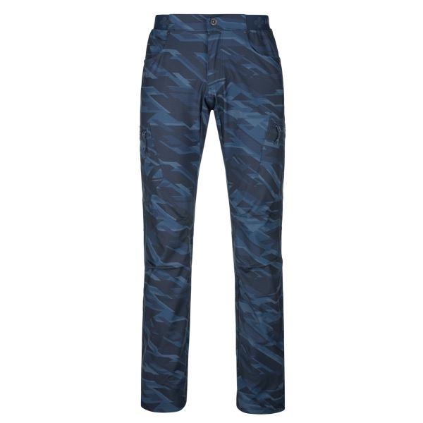 Pánske ľahké outdoorové nohavice Kilpi MIMICRI-M tmavo modrá
