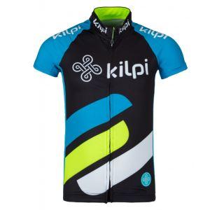 Detský cyklistický dres Kilpi CORRIDOR-JB modrá