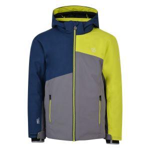Detská zimná bunda Dare2b Chancery modrá / zelená