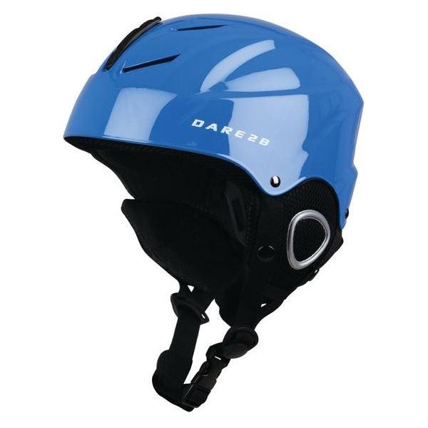 Detská lyžiarska prilba Dare2b SCUDO modrá
