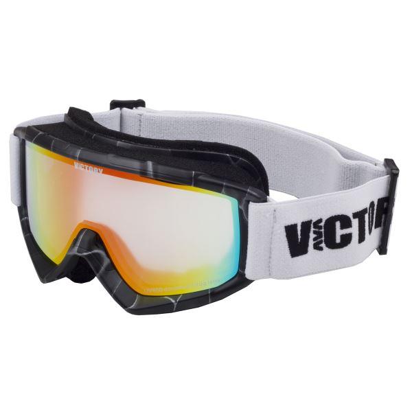 3161fa8dc Detské lyžiarske okuliare Victory SPV 630 čierna | hs-sport.sk