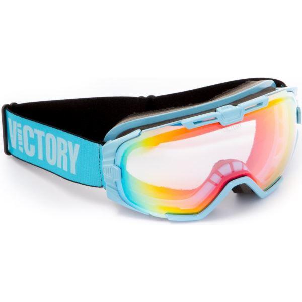 Unisex lyžiarske okuliare Victory SPV 616A modrá
