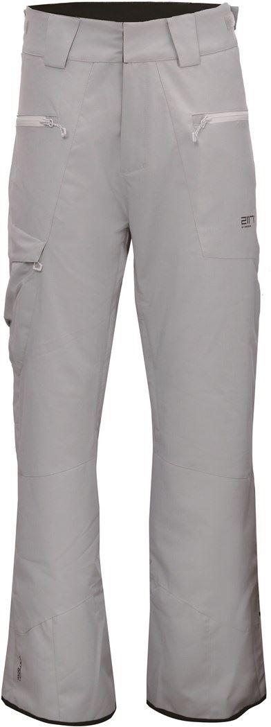 c3534becdc8e Pánske zimné lyžiarske nohavice 2117 GRYTNÄS sivá XL
