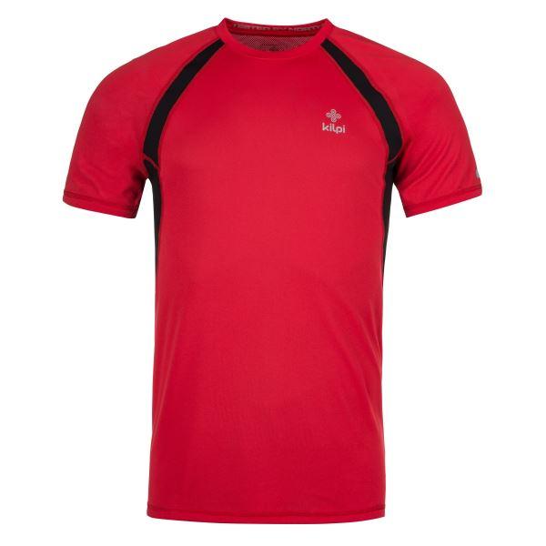 Pánske tričko Kilpi RUNFUL-M červená