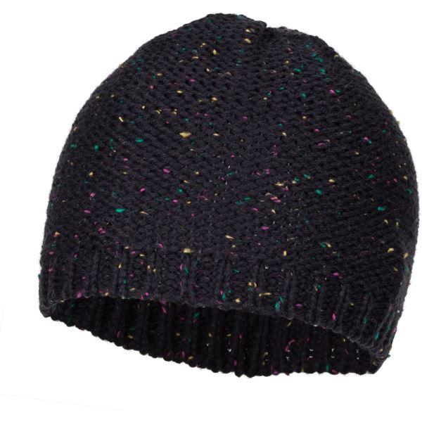 Detské zimné čiapky Kilpi HEAVEN-J tmavo modrá