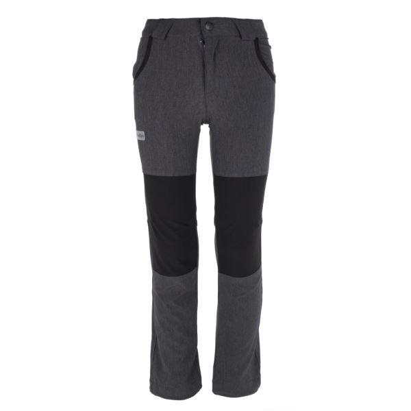 Detské nohavice Kilpi KARIDO-JB tmavo sivá