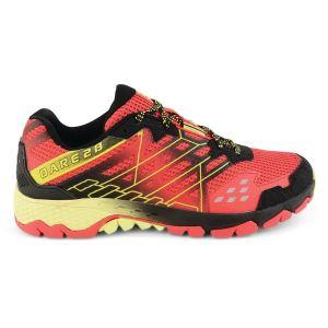 Pánske topánky Dare2b RAZOR oranžová / limetkovo zelená