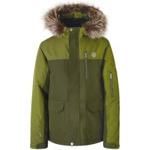 Detská zimná bunda Dare2b FURTIVE zelená