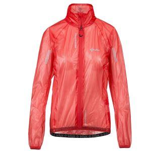 Dámska bežecká bunda Kilpi RAINAR-W ružová