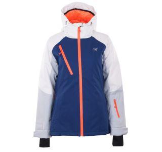 Dámska lyžiarska bunda 2117 GRYTNÄS modrá