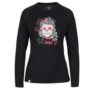 Dámske tričko Kilpi EXPLOSION-W čierna