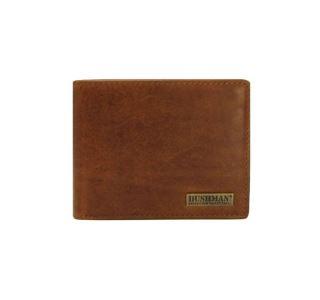 Pánska peňaženka BUSHMAN Kubiš hnedá