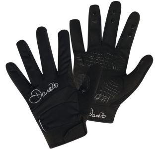 Dámske cyklistické rukavice Dare2b Seize čierna