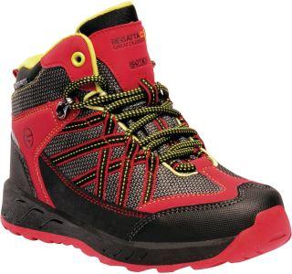Detské topánky Regatta SAMARIS Jnr červená