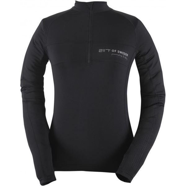 Dámske funkčné tričko 2117 Hyringa čierna