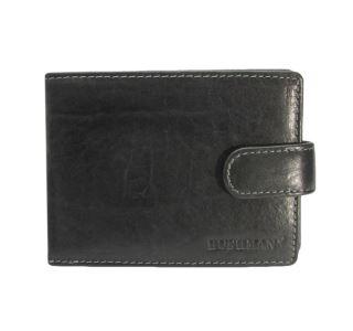Pánska peňaženka BUSHMAN CHOBE čierna