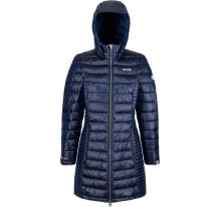 Dámsky zimný kabát Regatta ANDEL tmavo modrá
