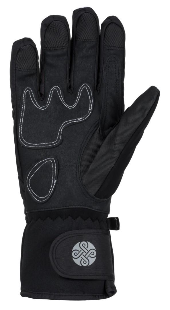 e5e9a724f Zimné lyžiarske rukavice Kilpi GRANT-U biela (kolekcia 2019) L | hs ...