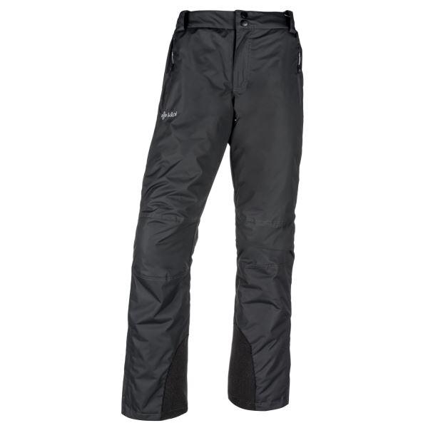 Dámske lyžiarske nohavice KILPI GABONE-W tmavo sivá