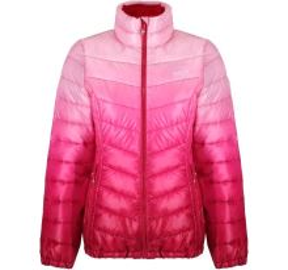 Dámska zimná bunda Regatta AZUMA ružová
