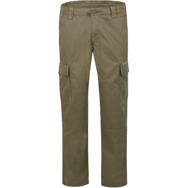 Pánske nohavice BUSHMAN HALLOCK II zelená