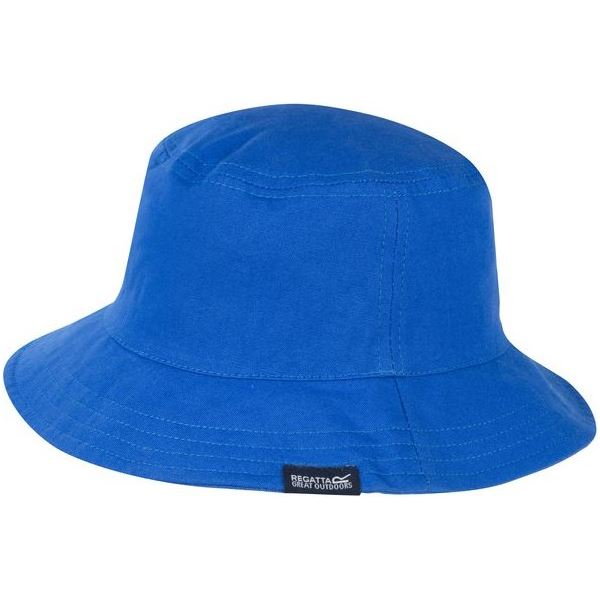 Detské klobúk Regatta CRUZE Hat II modrá