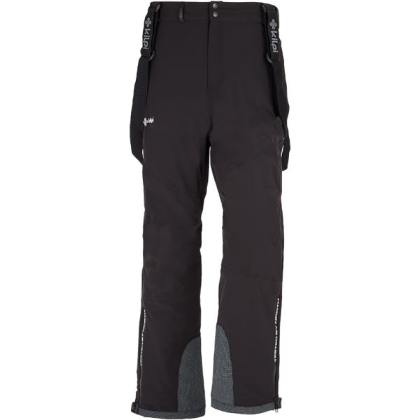 Pánske zimné technické nohavice Kilpi METHONE-M čierna