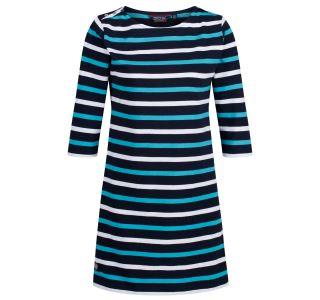 Dámske šaty Regatta harley tmavo modrá
