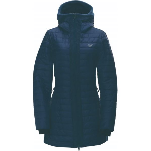 Dámsky kabát 2117 Gambolò nám. modrá