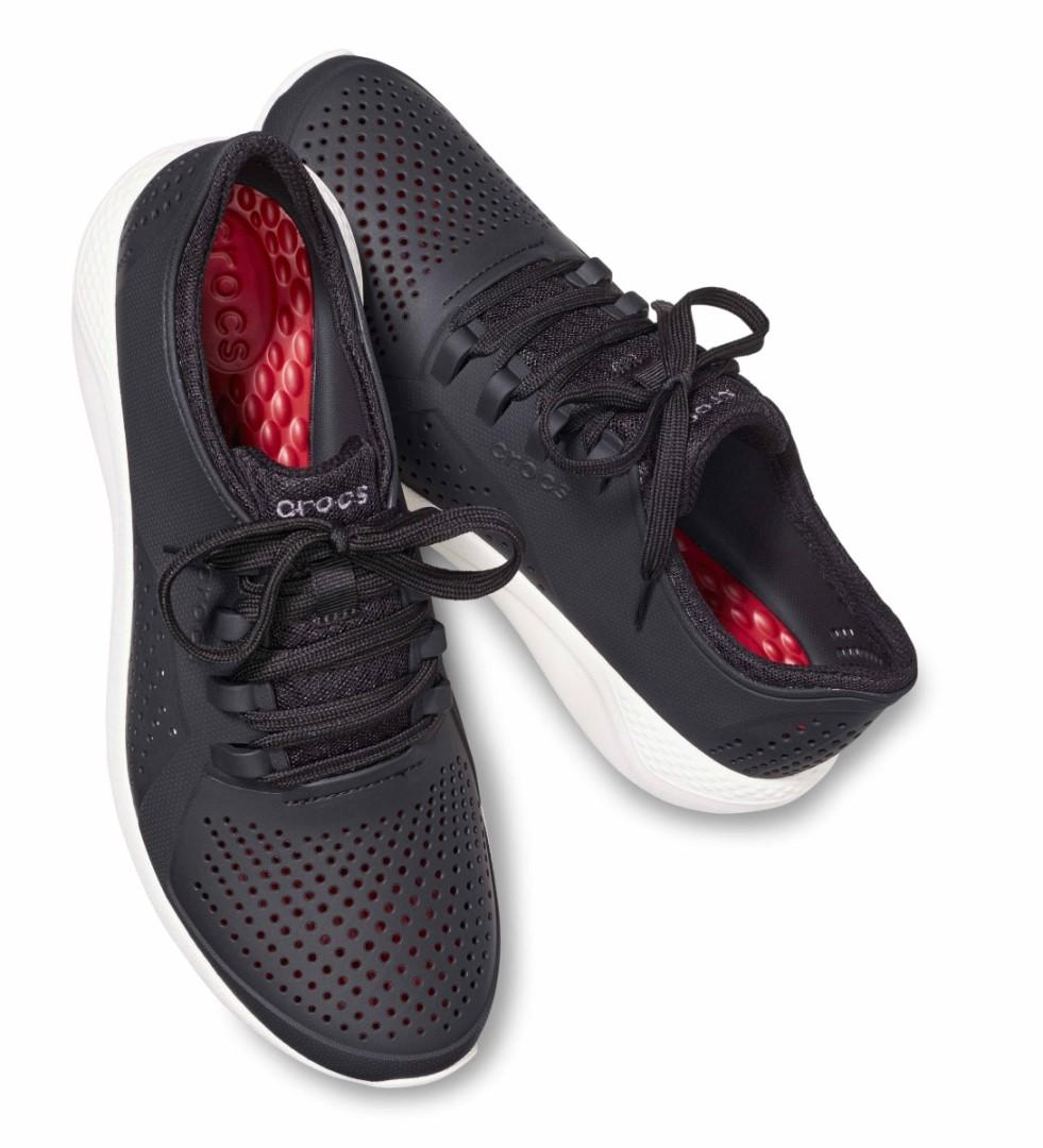 Pánske topánky Crocs LiteRide Pacer čierna  288c872230e