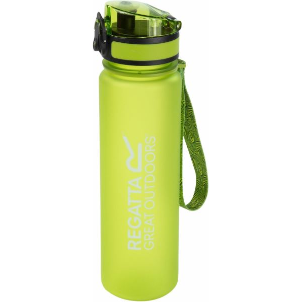 Fľaša na pitie Regatta 0,6 l TRITAN Flip zelená
