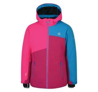 Detská zimná bunda Dare2b Chancery ružová / modrá