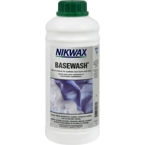 Nikwax BASE WASH - prací prostriedok na termoprádlo 1L