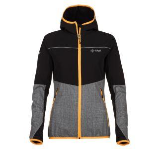 Dámska outdoorová bunda Kilpi JOSHUA-W tmavo sivá