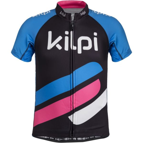 Detský cyklistický dres Kilpi CORRIDOR-JG modrá