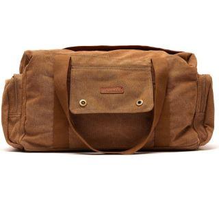 Cestovná taška BUSHMAN KARO II pieskovo hnedá